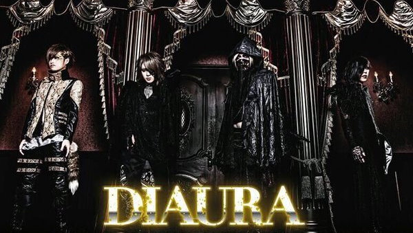 "DIAURA to Release New Single ""gekkou"""