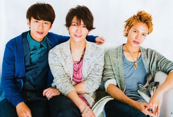 [Jpop] KAT-TUN Sheds Tears During Final Performance As Group Enters Hiatus