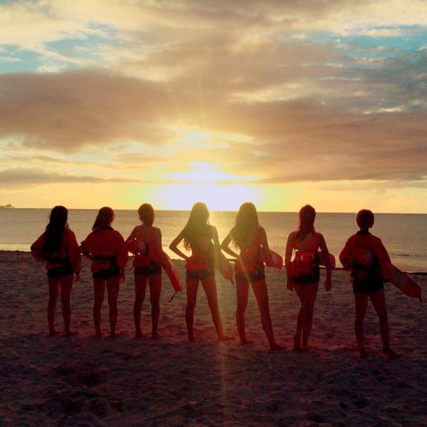 "AOA Announces 4th Mini Album ""Life Guard"""