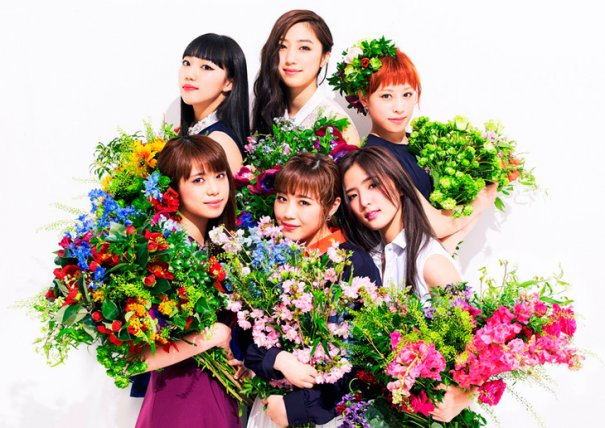"Flower Covers JUJU's ""Yasashisade Afureruyouni"" For 12th Single"