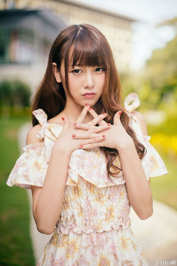 [Cpop] Tang Anqi Determined To Return To Stage, Participate In SNH48's General Election In July