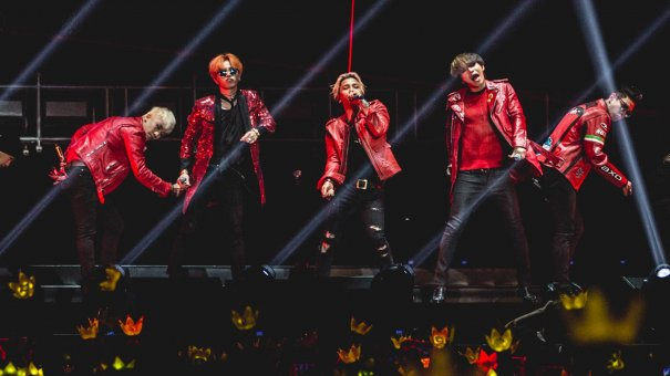 BIGBANG To Hold MADE V.I.P Tour Concert in Taiwan