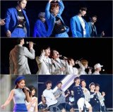 EXO Headlined Dream Concert, Newbies from Seventeen to Red Velvet Did Great Performance
