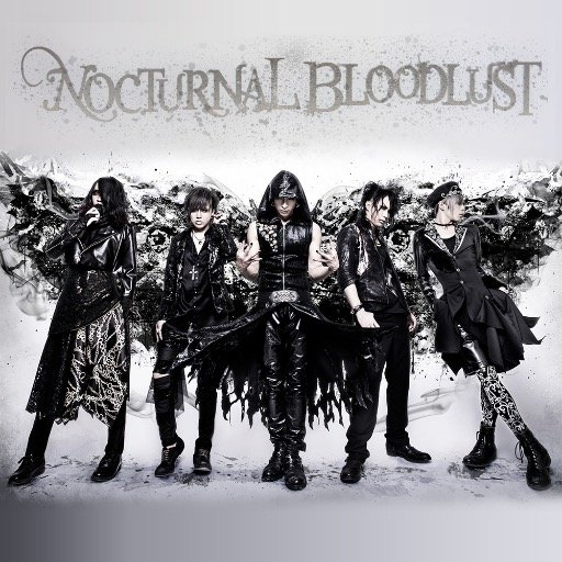 [Jrock] New Dates and Comment Video for NOCTURNAL BLOODLUST's European Tour