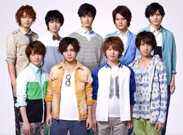 [Jpop] Hey! Say! JUMP Announces 5th Studio Album