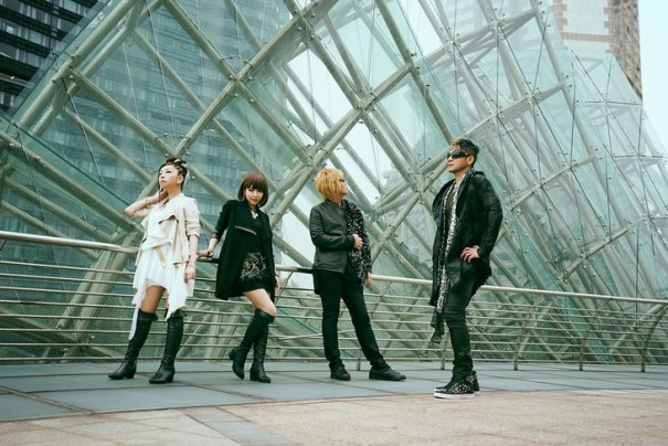 """KOTOKO x ALTIMA Collaboration Song """"PLASMIC FIRE"""" to be released as a Single"""