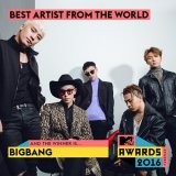 "BIGBANG Bags ""Best Artist from the World"" Award at the 2016 Italian MTV Awards"