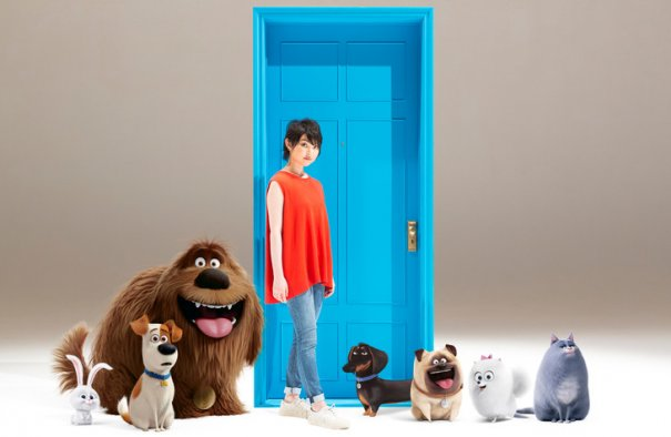 "Leo Ieiri Provides Theme Song for Japan Release of ""Secret Life of Pets"""