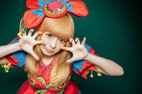 [Jpop] Kyary Pamyu Pamyu Announced All Night Special Live in Hawaii