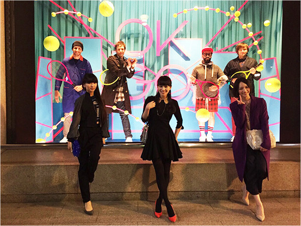 Perfume & OK Go Announce Release Of Collaborative Single