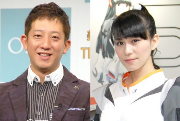 [Jpop] Perfume's A~chan & Takahashi Shigeo Reportedly Dating