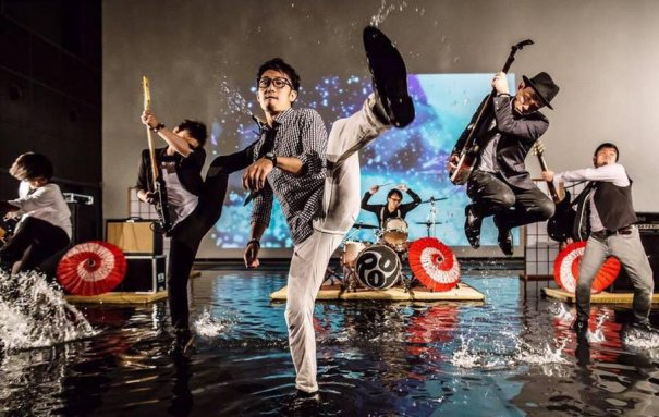 Japanese Rock band Roa to Perform in Paris and be Featured in French TV Program