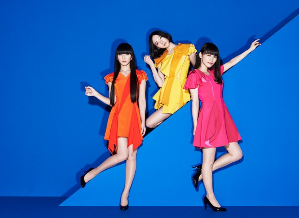 Perfume Advances Into The Future With