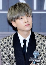 Bangtan Boys' Rapper SUGA Announces Solo Debut in September