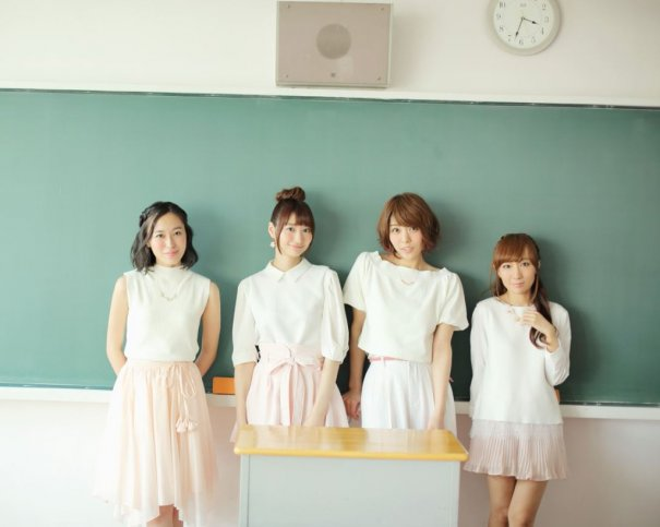 [Jpop] sphere Announces First New Single In A Year