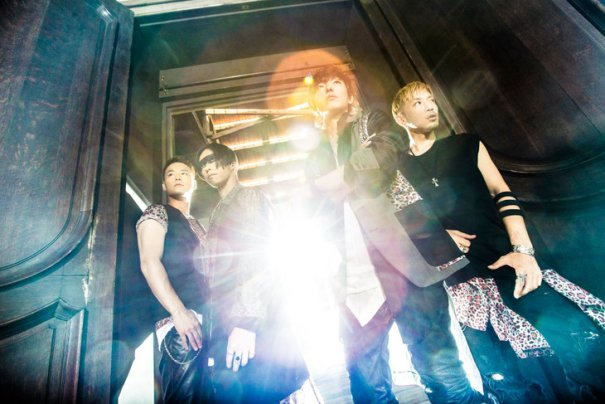 SPYAIR Announces Arena Tour 2016-2017