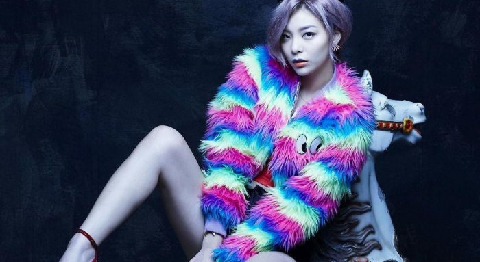 Ailee Collaborating With Yoon Mi Rae For New Album