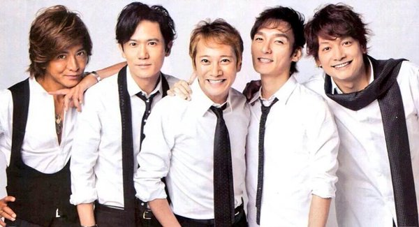 SMAP's Final Album Sees Massive First Day Sales