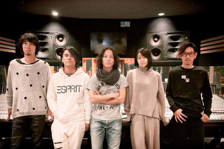 THE BACK HORN Collaborates With Utada Hikaru On New Single