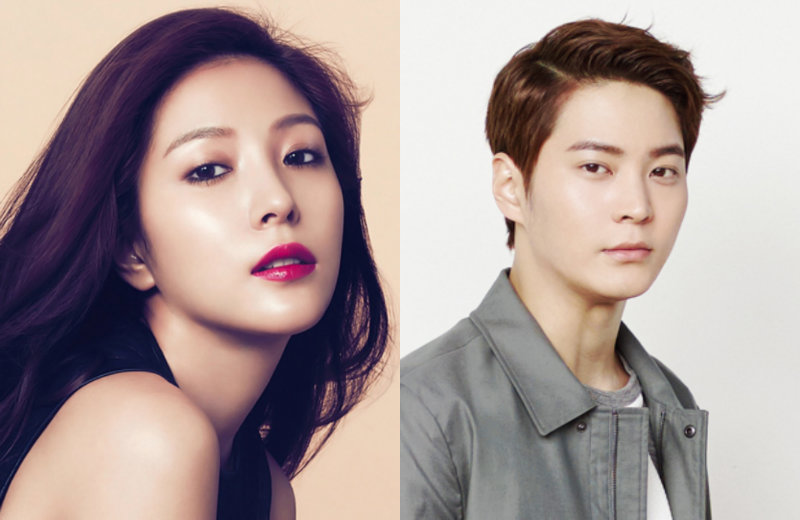 BoA In Relationship With Actor Joo Won