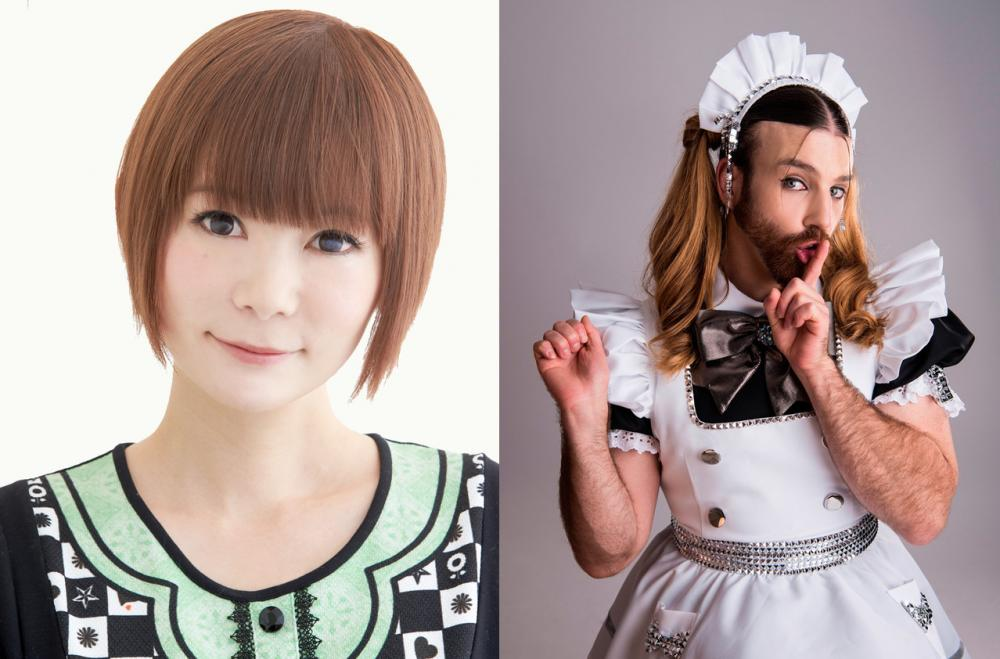 Shoko Nakagawa Collaborates with LADYBEARD for 6th Ending Theme of Akiba's Trip