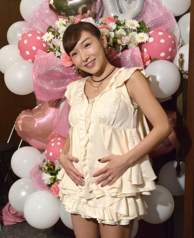 Ai Kago Gives Birth To 2nd Child