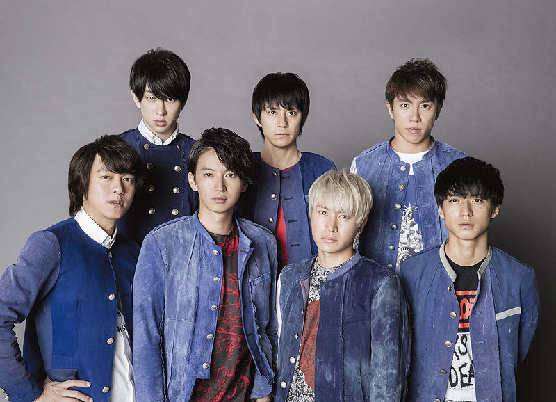 Kanjani8 Announces 9th Studio Album