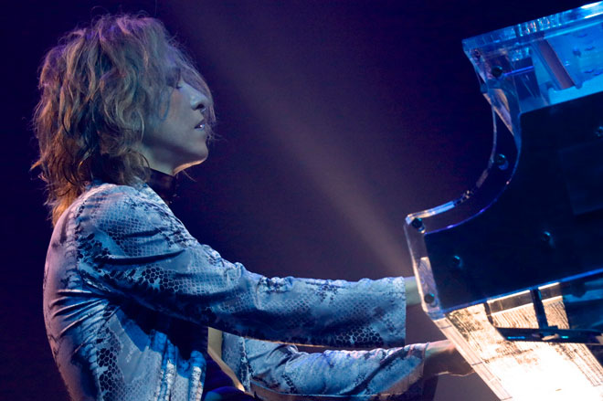 X Japan's Yoshiki Speaks Out Against Ticket Scalpers