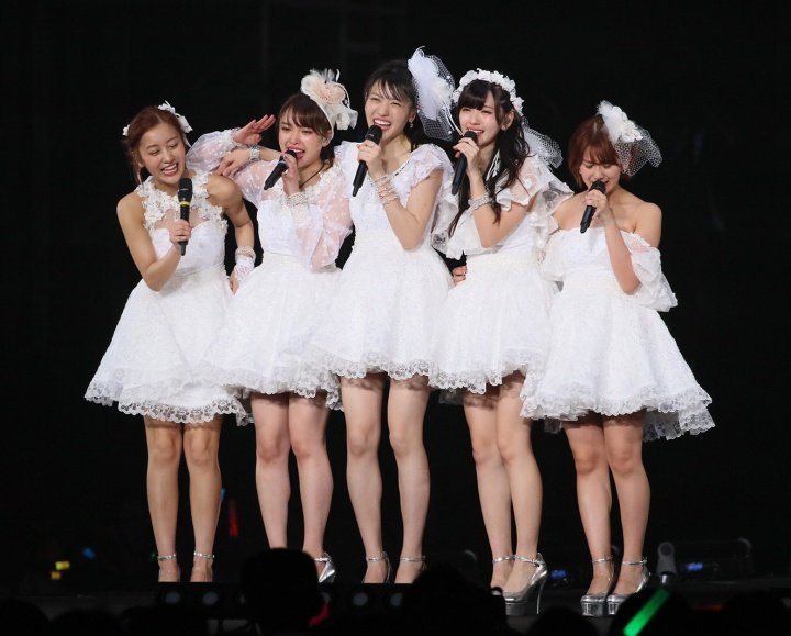℃-ute Holds Final Live As Group Disbands