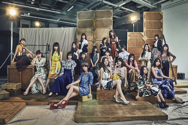 Nogizaka46 Achieves First Million-Selling Single