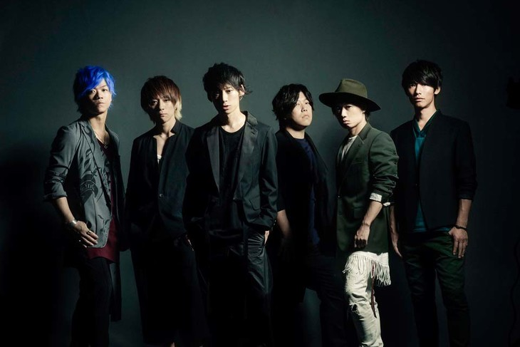 UVERworld To Provide Theme Song To Japanese Airing Of