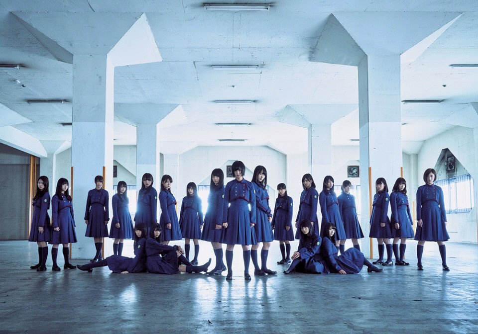 Keyakizaka announces rd single jpopasia