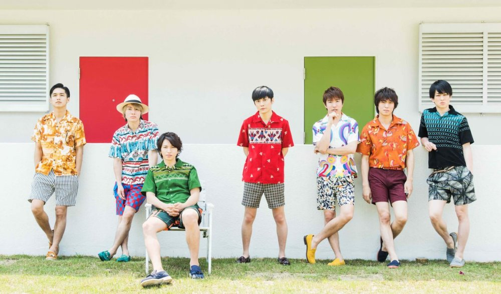 Kanjani8 Has Highest First Week Sales With Latest Album