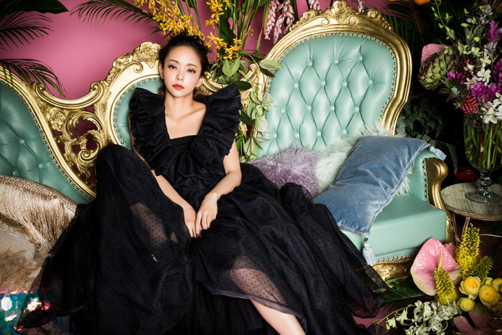 Namie Amuro Announces New Drama Theme Song