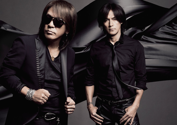 B'z Announces 20th Studio Album