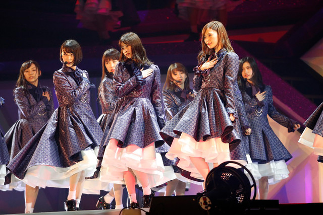 3 Injured At Nogizaka46 Concert After Camera Falls On Audience