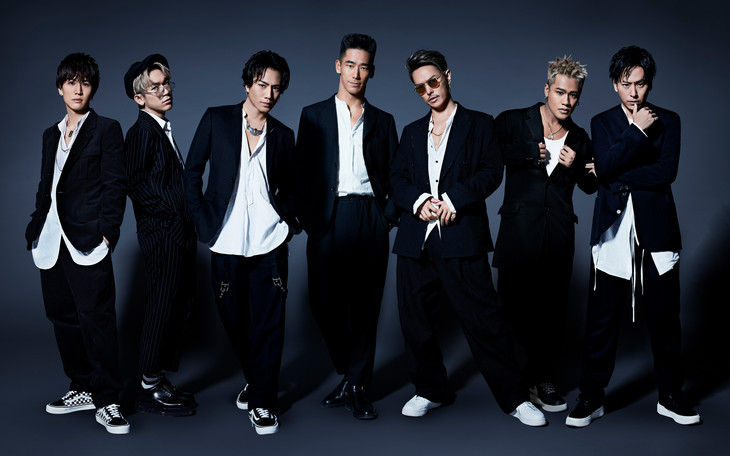 Sandaime J Soul Brothers Announces New Album