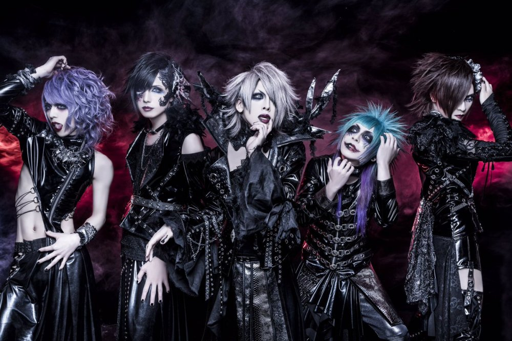 Ex-Members of VelBet, 7Addict and himegoto Form New Band Verxina