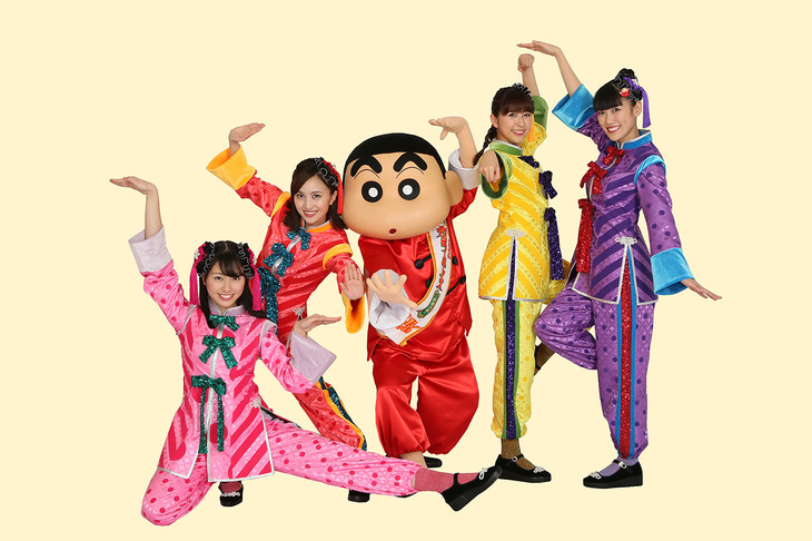 Momoiro Clover Z To Provide Theme Song To Upcoming