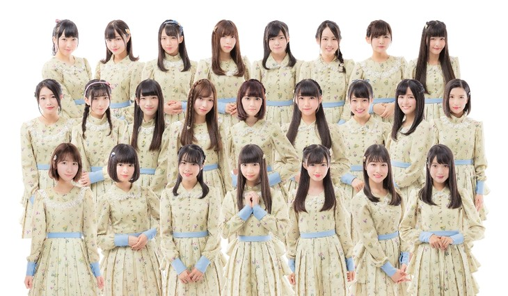 NGT48 Announces 3rd Single