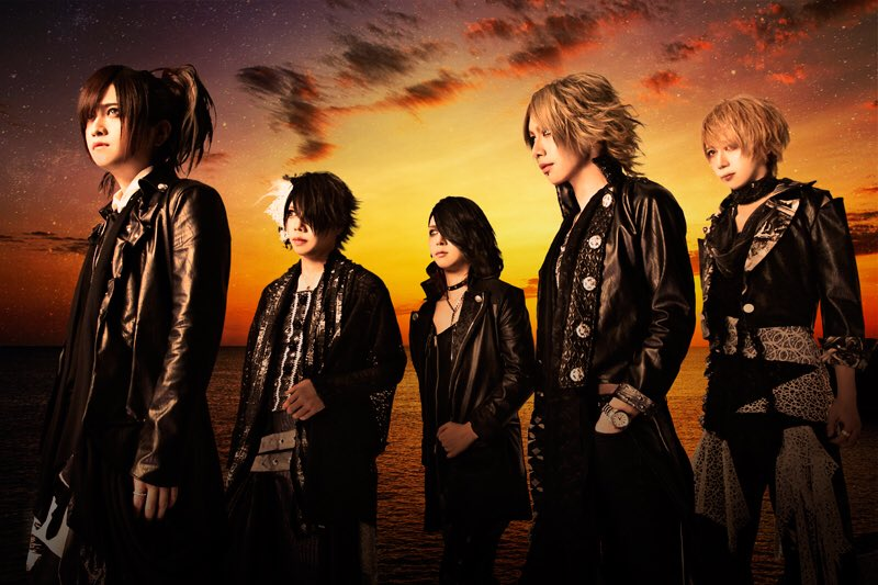 ex-BLESSCODE masaya Forms New Band