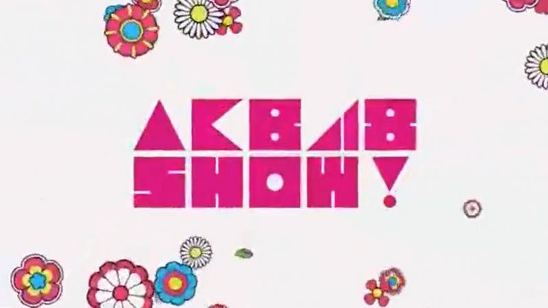 AKB48 SHOW returns to disaster area in next week's episode
