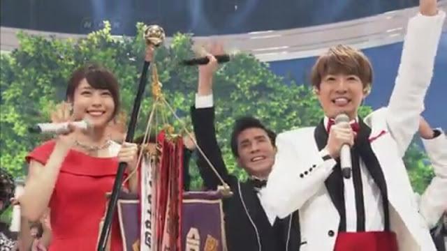 Red Team won the 67th NHK Kouhaku Utagassen