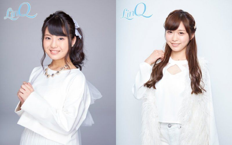 LinQ Members Shiira Fuuko and Maikawa Aya To Graduate From Group