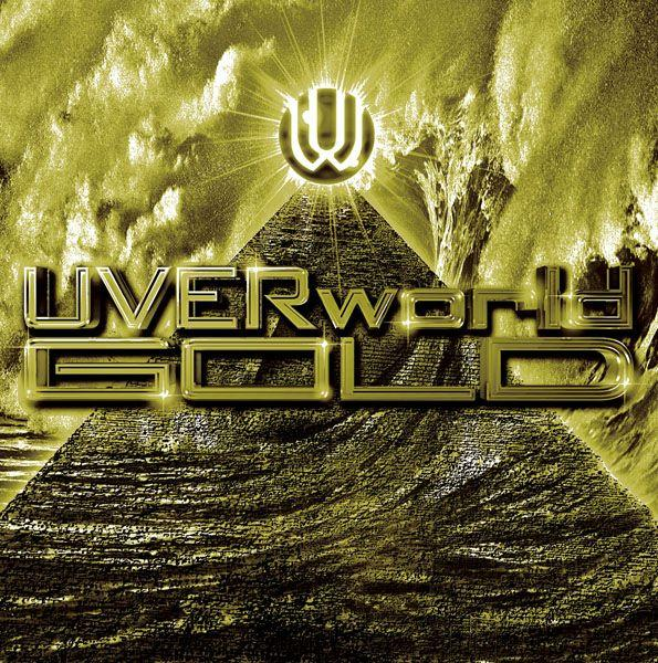 Single Gold by UVERworld