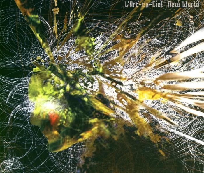 Lyrics New World by L'Arc~en~Ciel (romaji) from album - New World ...