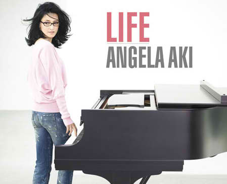 Album Life by Angela Aki