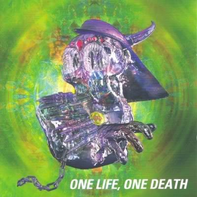 Album ONE LIFE, ONE DEATH by Buck-Tick
