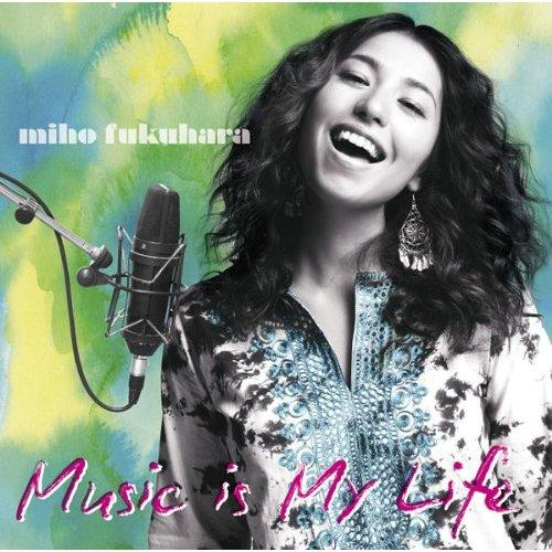 Album Music is My Life by Miho Fukuhara
