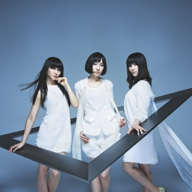 Kiss and Music by Perfume